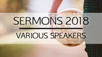 2018 Guest Speakers