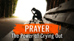 Crying Out With Faith