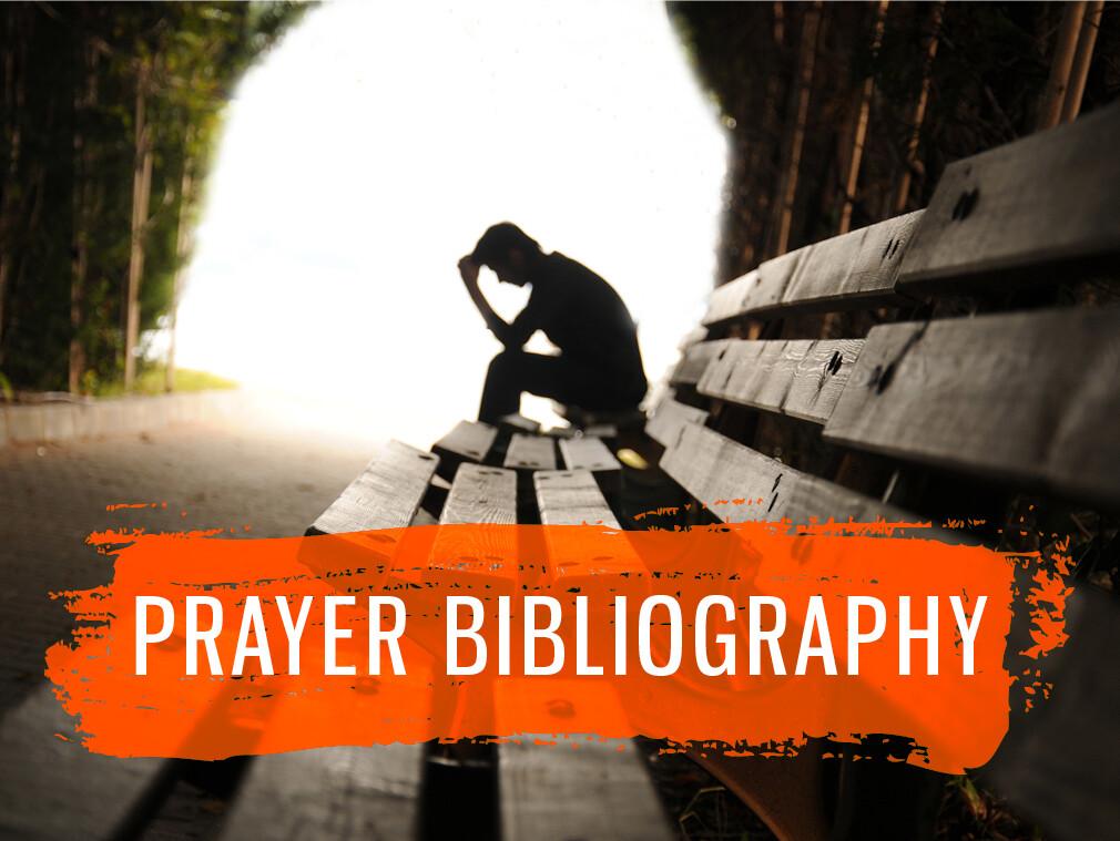 Prayer Bibliography