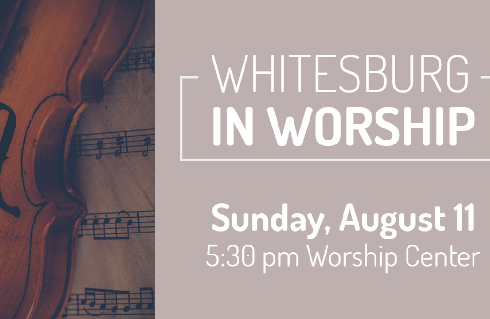 Whitesburg in Worship