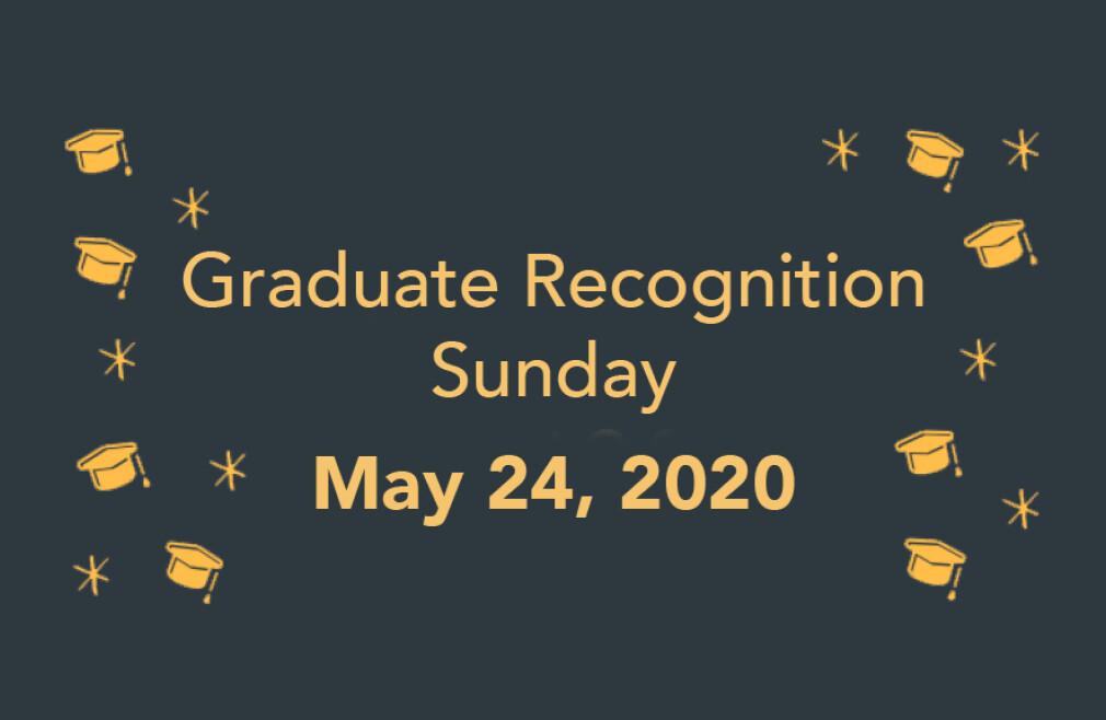 Graduate Recognition 2020