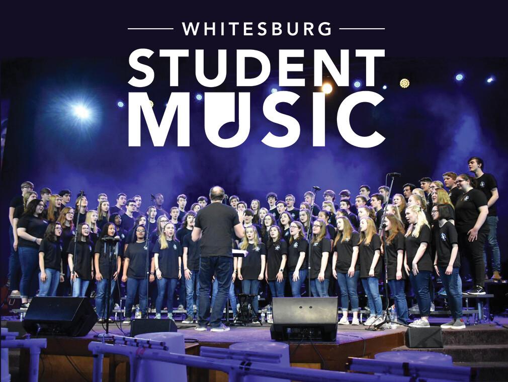 Whitesburg Student Music