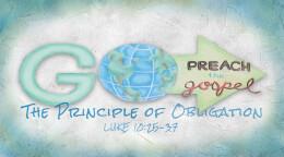 The Principle of Obligation