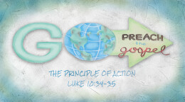 The Principle of Action