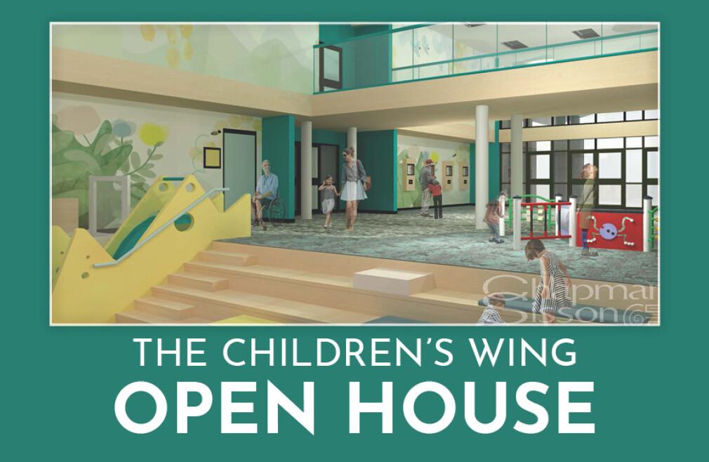 November 21 Open House