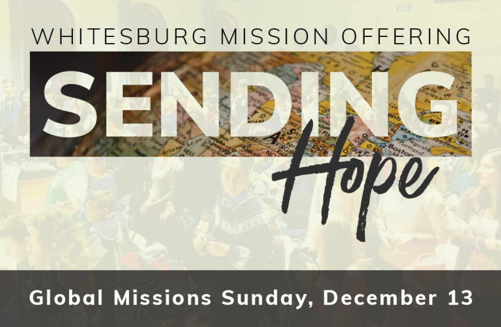 Global Missions Sunday