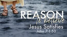 Jesus Satisfies