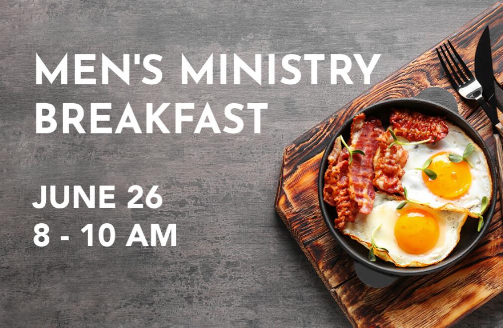 Men's Ministry Breakfast
