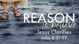 Jesus Clarifies