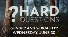 Hard Questions: Gender and Sexuality?