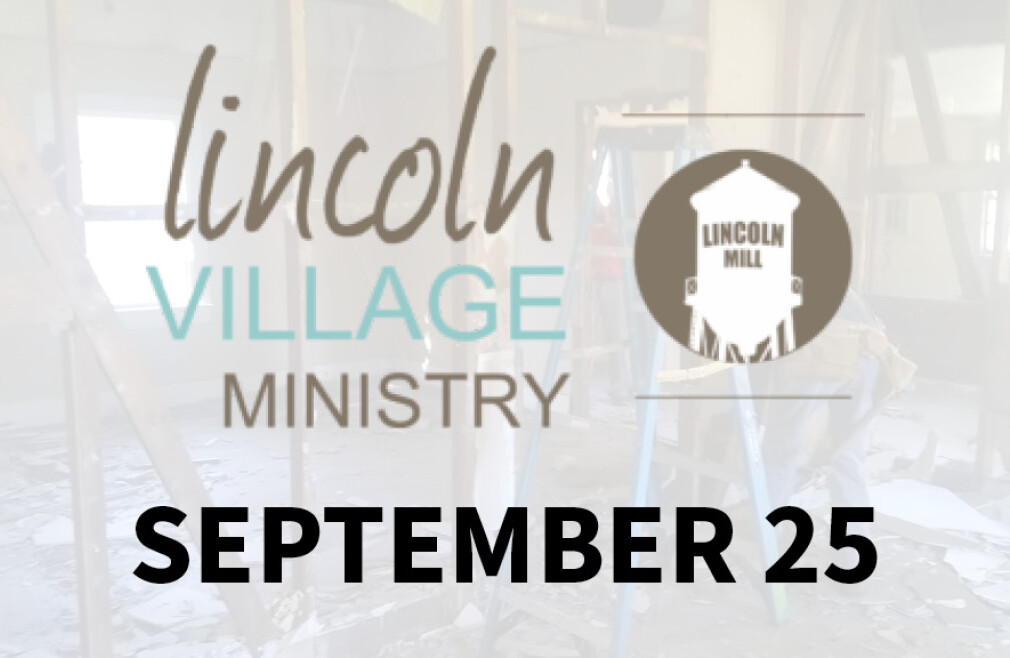 Serve Opportunity- Lincoln Village Ministries
