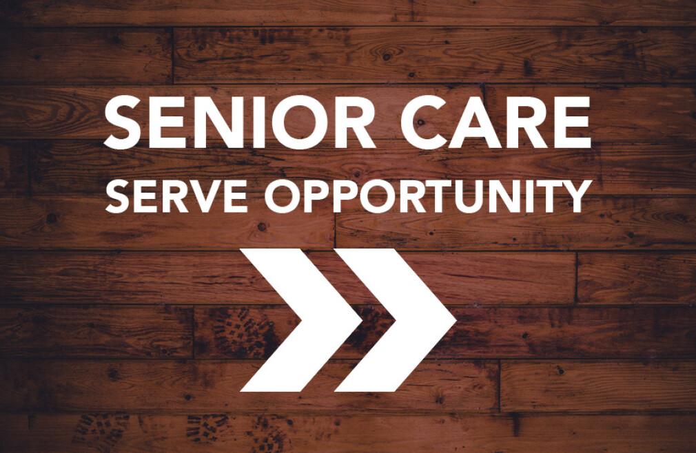 Serve - Senior Care