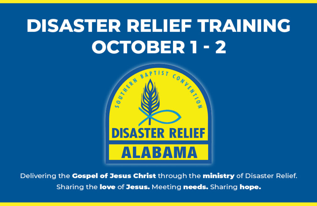 Disaster Relief Training