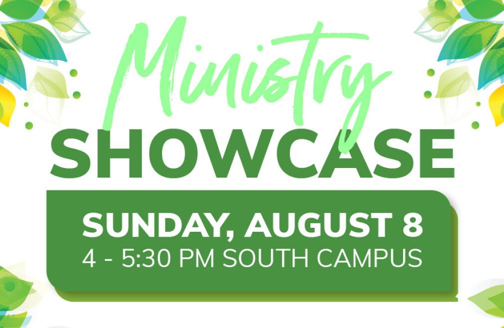 Ministry Showcase