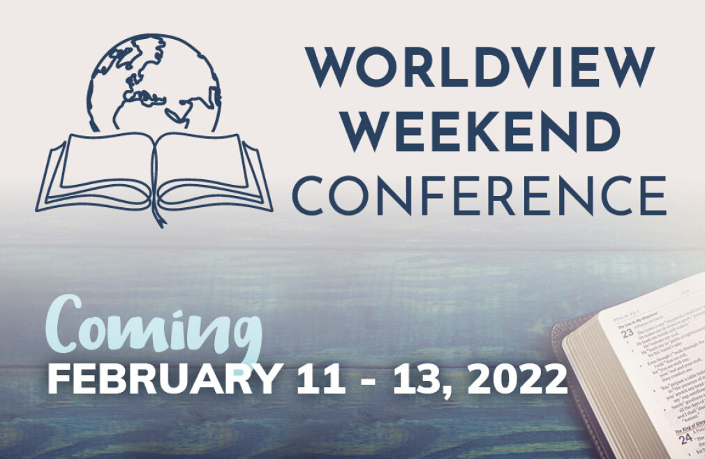 Worldview Weekend Conference