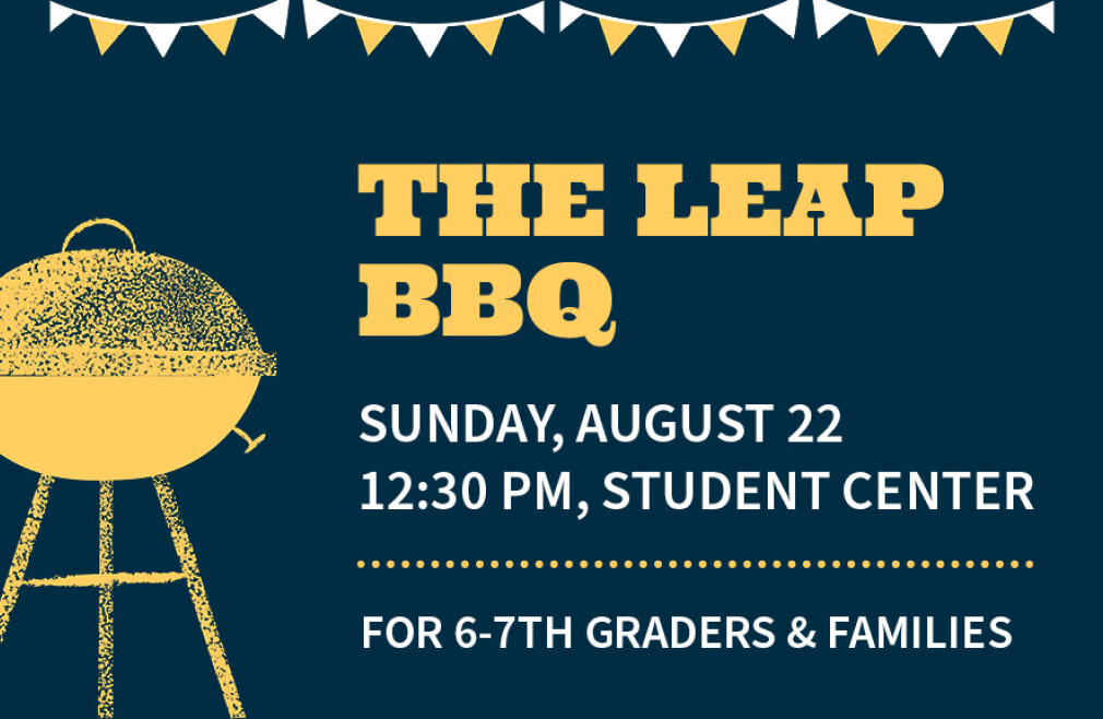 The Leap BBQ