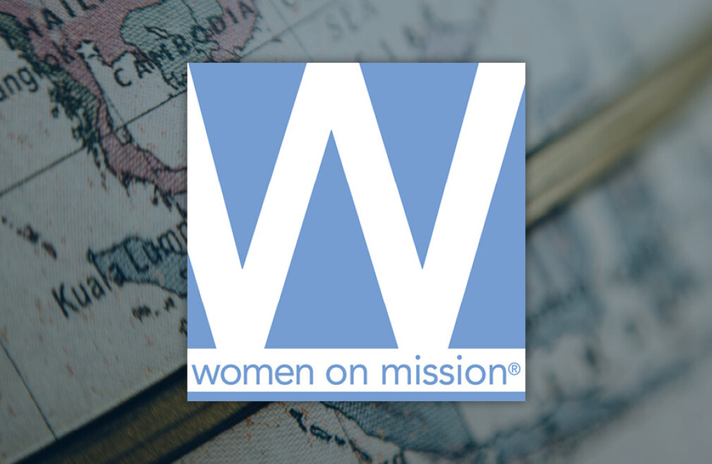 Women on Mission October Meeting